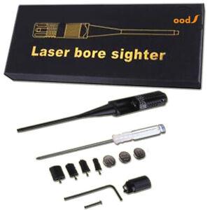 Red-Laser-BoreSighter-kit-for-22-to-50-Caliber-Rifles-Handgun-Dot-Bore-Sight
