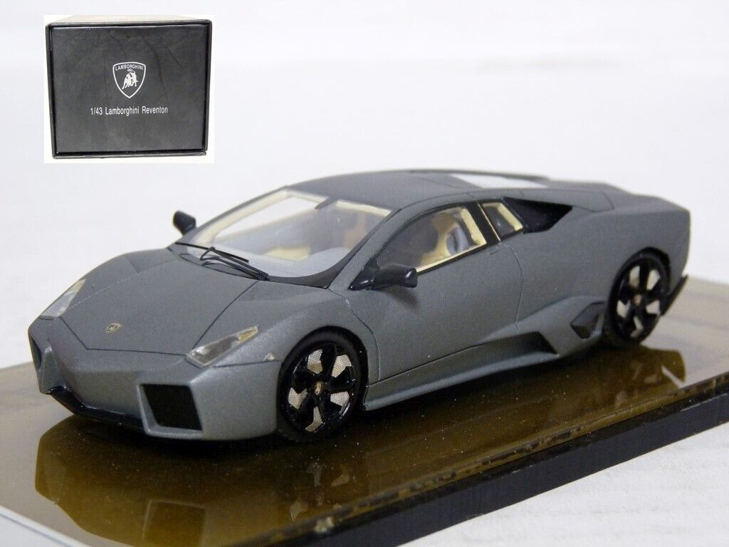 Unknown 1 43 2008 Lamborghini Reventon Handmade Resin Model Car