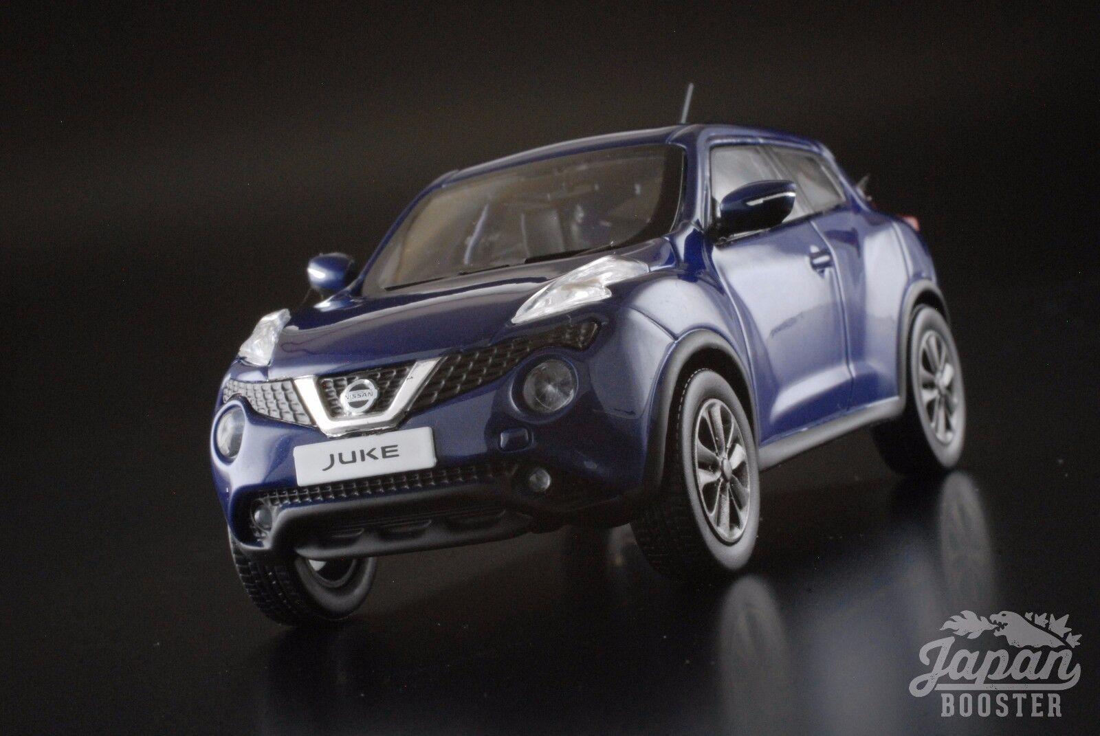 [First43 1  43] Nissan JUKE 2015 Azurite blå F43 -047