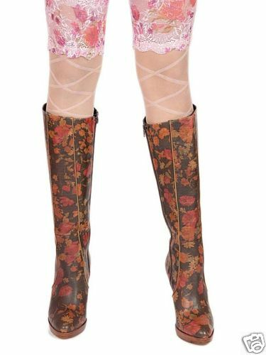 Fiorangelo Leather Italian  Boots New Collection Sizes 5,6,7,10