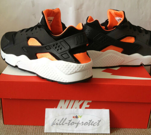 Uk Nike Orange 13 12 9 2013 Us Huarache Noir 10 Air Total 318429 7 Le 11 081 8 rFwFI6