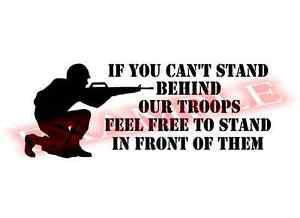Stand-Behind-Our-Troops-Support-Military-Vinyl-Decal-Sticker-Window-Glass-Car
