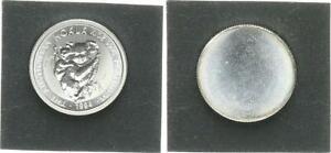 Australia-Single-Sided-Silberabschlag-1994-1-10-oz-Koala-1-42708