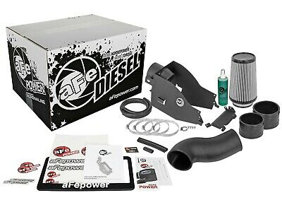 aFe POWER ELITE COLD AIR INTAKE 03-07 FORD F250 F350 F450 DIESEL 6.0L PRO DRY S