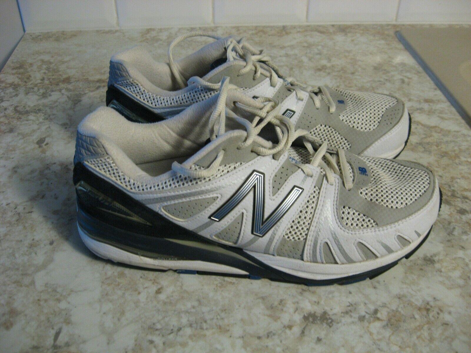 New Balance 1540 Size 10 4E Optimal Control shoes M1540WB1 bluee White