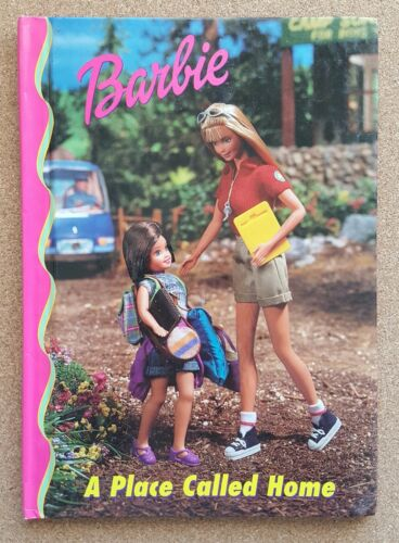 Large Print Books Illustrated Misc Book Various Barbie Doll Short Story
