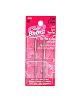 Susan Bates Steel Yarn Needles 2 3/4in