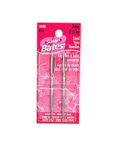 Susan Bates Steel Yarn Needles 2 3/4in