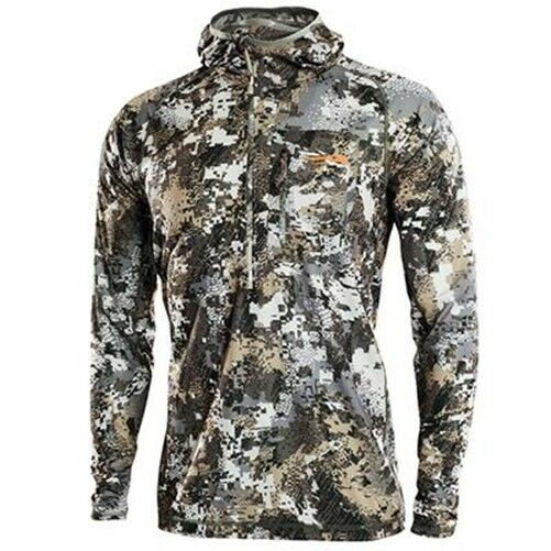 Sitka Gear CORE Lightweight Elevated Hoody  Weißtail/Turkey Elevated Lightweight II Camo  L Large 4c82c1