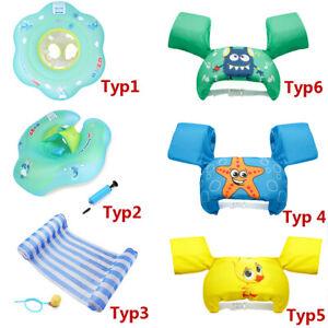 Kinder-Schwimmweste-Puddle-Jumper-Schwimmhilfe-Weste-Schwimmfluegel-Arm-Bands