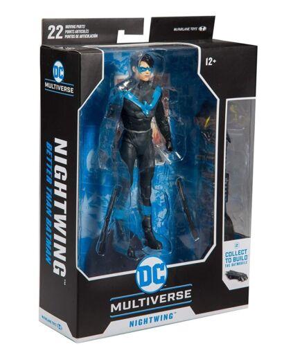 McFarlane Toys-DC Multiverso-NIGHTWING RINASCITA Action Figure