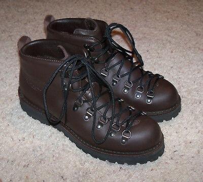 0229a926f57 NEW Danner 30800 Mountain Light II Dark Brown Leather Hiking Boots 8 D, MTN  LT | eBay