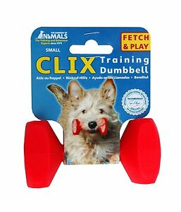 CLIX-MANUBRI-cane-giocattolo-medio