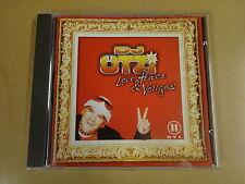 CD / DJ OTZI - LOVE, PEACE & VOLLGAS