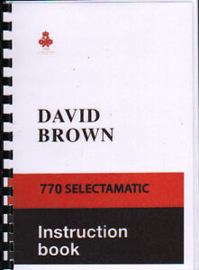 Details about David Brown