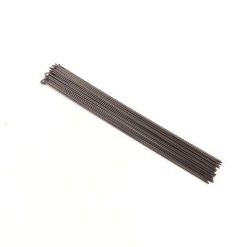 DT Swiss Factory Spoke Black 2.0x257 36 Piece #1866
