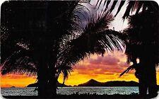 BR12517 Preciosa Puesta de Sol en la Bahia de acapulci Mexico