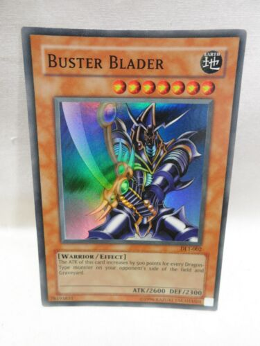 YuGiOh Buster Blader Promo DL1-002