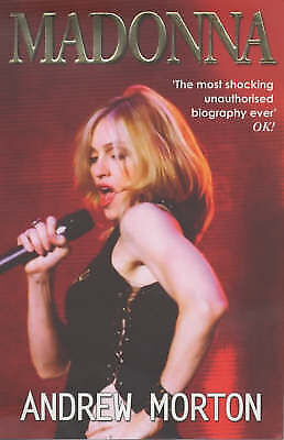 """AS NEW"" Morton, Andrew, Madonna Book"