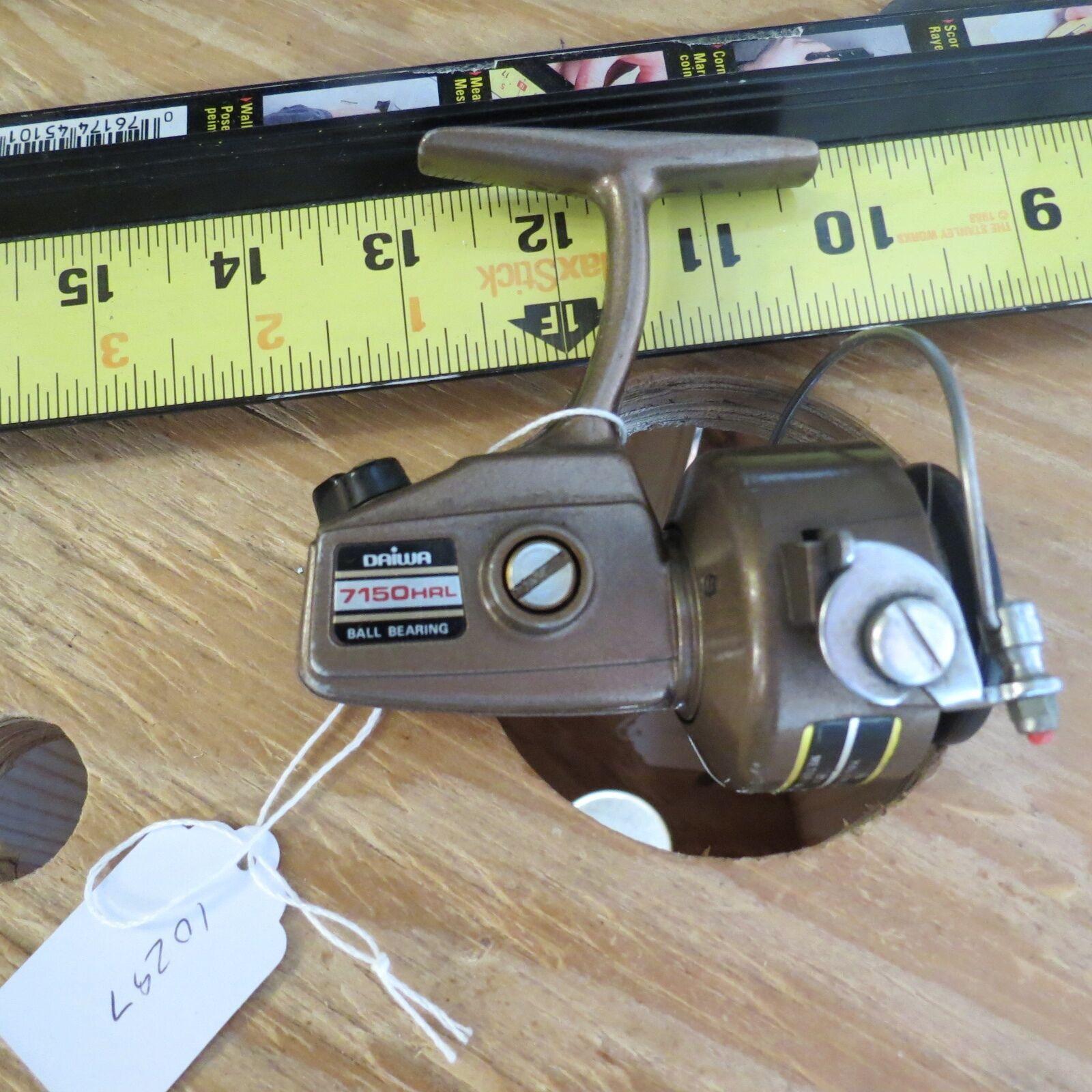 Daiwa 7150 HRL Trout fishing reel (lot)