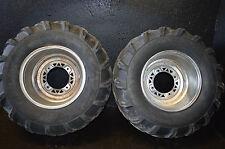 #454 2003 Polaris Sportsman 500 4x4 front rims wheels 25x8r12