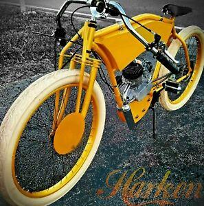 new Flying Merkel Board track racer replica kit antique motorized cafe bike rare
