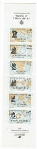 s24425-FRANCE-1988-MNH-Nuovi-Explorers-Booklet-carnet-NOT-FOLDED