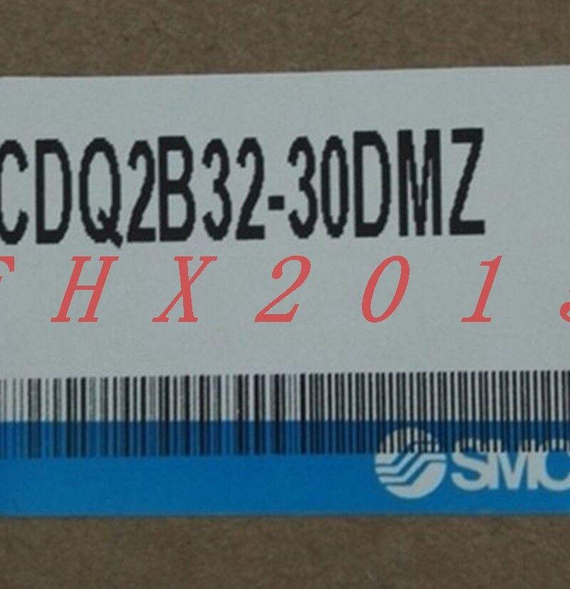 ONE NEW SMC cylinder CDQ2B32-30DMZ
