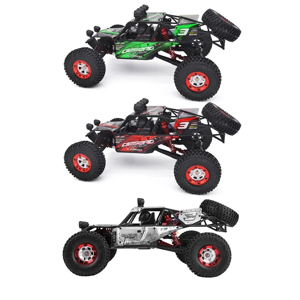 Kliwow  FY03 1 12 Scale 4WD Vehicle 35km h 2.4GHz RC Racing Off-strada Drift RC auto  all'ingrosso a buon mercato