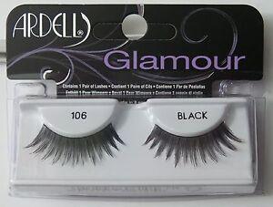 fcf1a6d80a6 LOT OF 10) Ardell Glamour Lashes #106 - False Eyelashes * NEW * | eBay