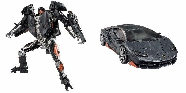 NEW Takara Tomy Transformers TLK-20 Autobot Hot Rod The Last Knight from Japan