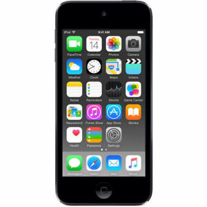 REFURBISHED-Apple-iPod-touch-6th-Generation-Space-Gray-32GB-Wifi-MP4
