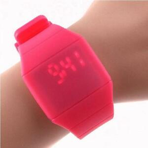 Waterproof-Kids-Girls-Boy-Touch-Sports-Silicone-Bracelet-Digital-LED-Wrist-Watch