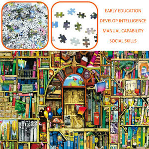 Jigsaw-puzzles-1000-pieces-Adult-Kids-Educational-Puzzle-Toy-Gifts-puzzles-New