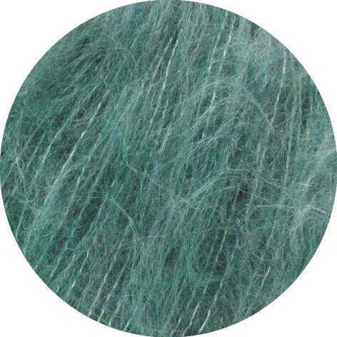 3 17 graugrün 25 g Lana Grossa Brigitte No Fb Wolle Kreativ