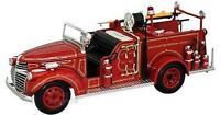 1941 Gmc Fire Engine Lot Of 2