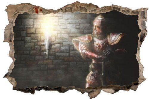 Knight Medieval Blood Wall Tattoo Wall Sticker Wall Sticker d1181