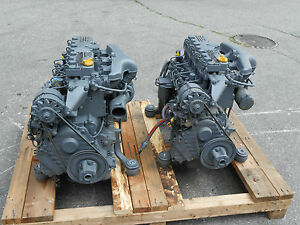 deutz bf4m2011 ebay rh ebay com bf4m2011 deutz engine service manual deutz bf4m2012 engine service manual