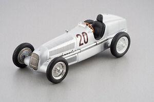 Mercedes-benz W25, Brauchitsch # 20, 1934 Par Cmc Et 1:18 Echelle - {103}