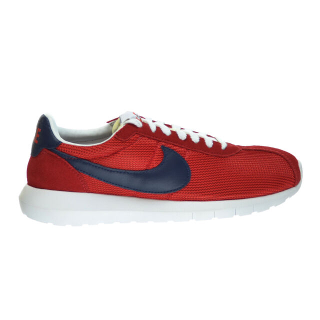 save off 25209 3a30f Nike Roshe Ld-1000 QS Mens Shoe Size 10 802022-641 Sport Red Midnight Navy
