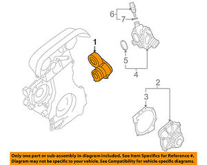 image is loading volvo-oem-05-08-s40-serpentine-drive-fan-