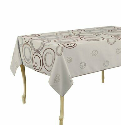 60 x 120-Inch Rectangular Tablecloth Ivory White New ...