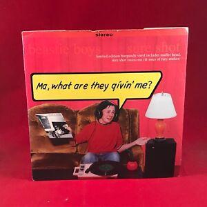 BEASTIE-BOYS-Sure-Shot-1994-UK-7-034-vinyl-single-STICKER-EXCELLENT-CONDITION