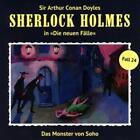 Sherlock Holmes - Neue Fälle 24. Das Monster von Soho (2016)