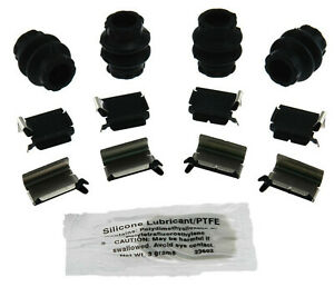 Disc Brake Hardware Kit Front,Rear ACDelco Pro Brakes 18K1072X