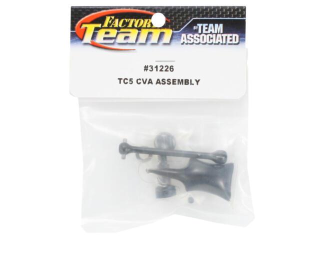 1 Team Associated 31226 Factory Team CVA Kit
