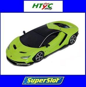 Superslot Lamborghini Centenario Green Scalextric Uk H3957 Ebay