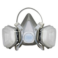 3m Dual Cartridge Respirator Assembly 52p71 Organic Vapor/p95 Medium on sale