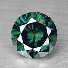 FIERY 1.32 Cts WOW SPARKLING FANCY BEST GREEN COLOR NATURAL LOOSE DIAMONDS