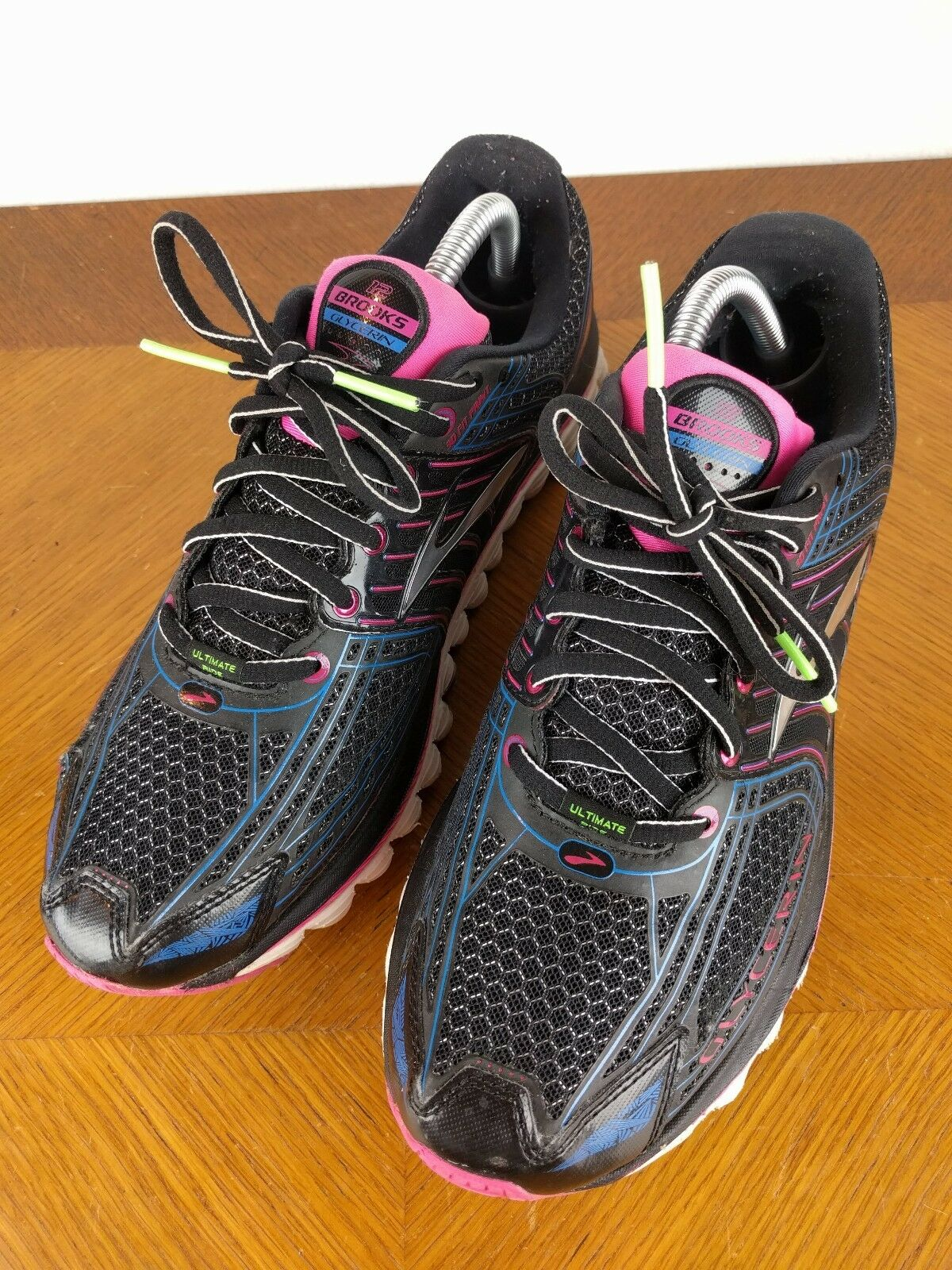 noir rose Glycerin Brooks Running Chaussures hommes